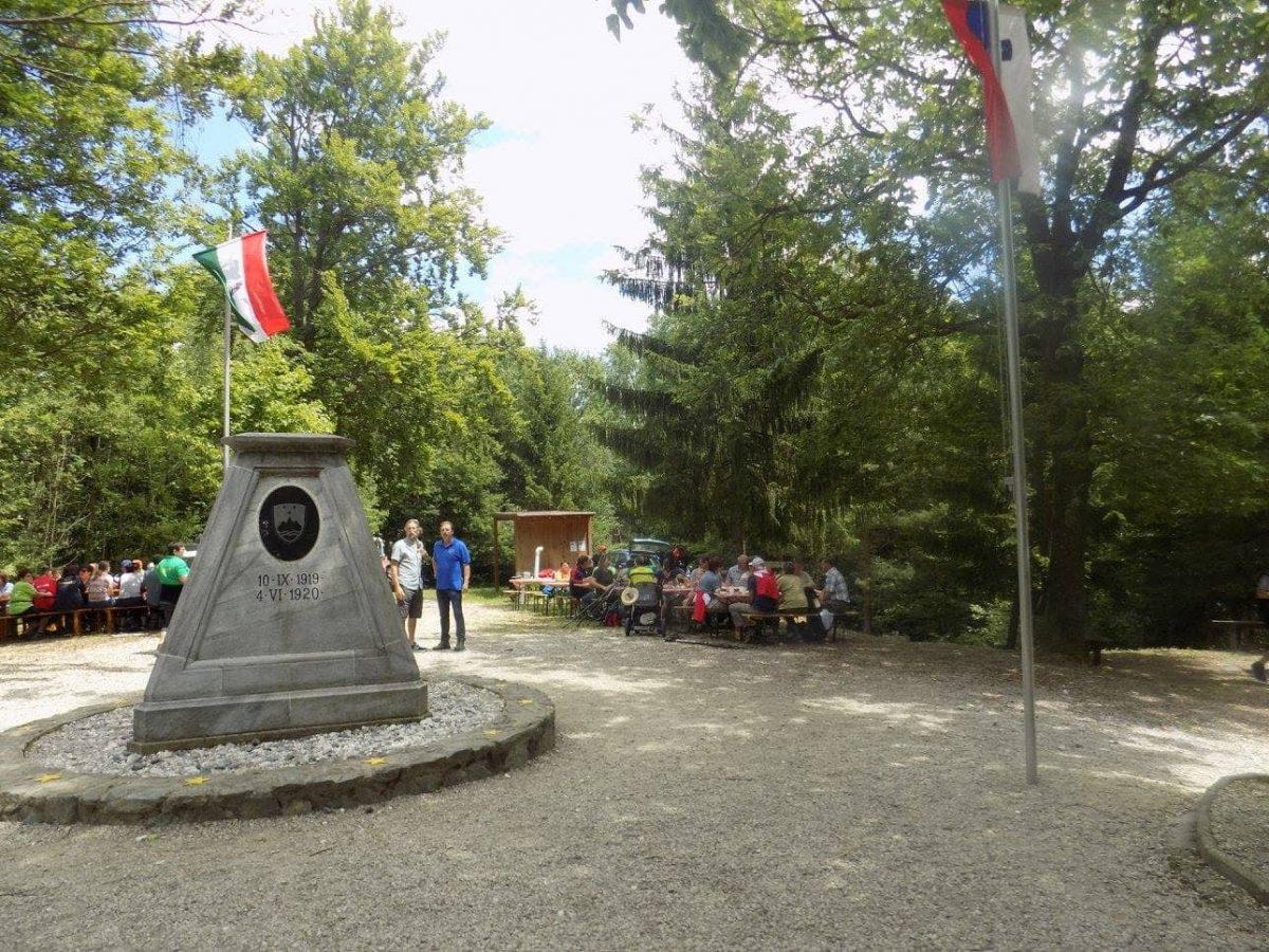 Srečanje treh dežel 18.6.2017
